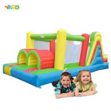 Backyard Inflatables Online Buy Wholesale Inflatable Yellow Obstacle From China