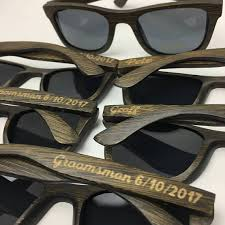 personalized sunglasses wedding favors wedding sunglasses custom wooden sunglasses personalized