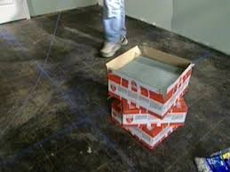 how to tile a floor how tos diy