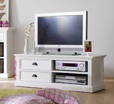 white painted wooden medium tv unit belgravia painted