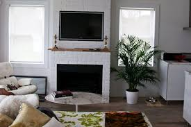 Corner Gas Fireplace With Tv Above by Thinking About A Tv Above The Fireplace Pro Tips To Consider