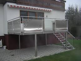 balkon edelstahlgel nder komplettbalkone mb edelstahldesign tel 49 7842 996185 matthias
