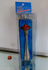 seattle space needle glass ornament lc 11 168 ebay