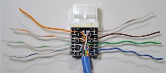 cat 5 wiring diagram for female jack wiring diagram simonand