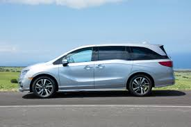 honda odyssey 2018 honda odyssey elite first drive a van for drivers