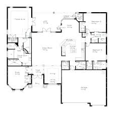 floor plans for homes one story 1 story house floor plans simple floor plans homes one story house