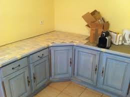 plan de travail d angle pour cuisine disposition carrelage plan de travail sur meuble d angle