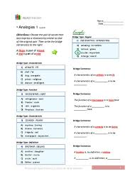 free worksheets picture analogies for kids free math