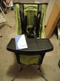 Evenflo High Chairs Extremely Rare And So Handy Evenflo Baby Go High Chair Travel Ebay