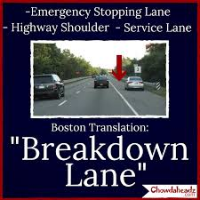 Boston Accent Memes - breakdown lane bostontranslation the boston accent pinterest