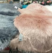 bought the grey faux fur for my couch kmart hacks pinterest