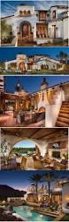 modern mediterranean interior design spanish style house exterior