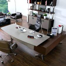 Contemporary Office Furniture Desk Modern Executive Office Desk We Offer A Complete Upscale Style