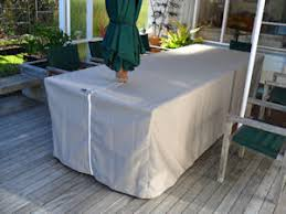 Patio Dining Set Cover Stash It Designs And Constructs Custom Made Outdoor Furniture