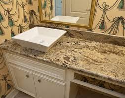 granite vanity top bathroom countertops regarding contemporary