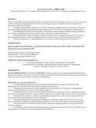 Sample Physician Assistant Resume by Internal Medicine Resume Free Resume Example And Writing Download