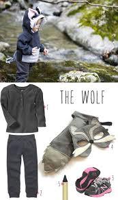 Wolf Halloween Costume Girls 25 Toddler Wolf Costume Ideas Baby Wolf
