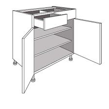 meuble cuisine bas 2 portes 2 tiroirs meuble de cuisine bas 2 portes 2 tiroirs tablettes origine cuisine