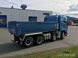 2017 volvo truck for sale used volvo fh 540 8x4 tandemløft vds skinn dump trucks year
