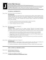 Contract Specialist Resume Sample by Lofty Inspiration Payroll Resume 1 Unforgettable Payroll