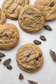 cookies cuisine az crunchy chewy salted chocolate chunk cookies baked in az
