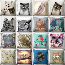 owl home decor owl pillow ebay