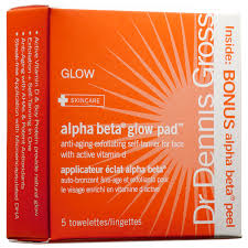 Vitamin D And Tanning Beds Alpha Beta Glow Pads Dr Dennis Gross Skincare Sephora