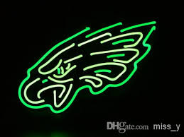 Neon Bar Lights Best Philadelphia Eagles Football Beer Bar Pub Neon Light Sign