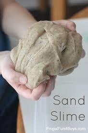 how to make sand slime how to make sand desert animals and slime