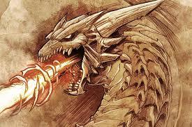 45 epic dragon art pictures