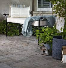 Pavers Over Concrete Patio by Stone Pavers Over Concrete Porch