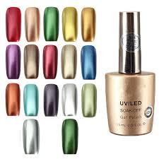 long lasting nail art manicure gel polish varnish 15ml 6 lazada