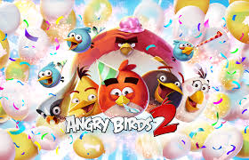 angry birds 2 turns 1 angry birds