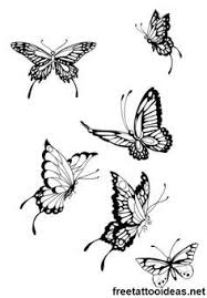 butterfly tattoos becoming the rage butterfly side tattoos for