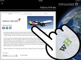 Star Alliance Route Map How To Use The Star Alliance Navigator For Ipad With Pictures