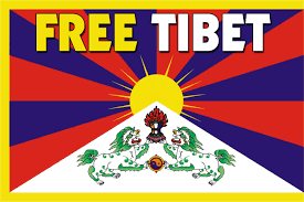 Design A Flag Free Protesters Want To Free Tibet They Used This Flag For Many Years