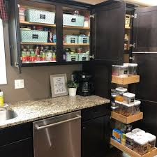 how can i organize my kitchen without cabinets simplify your kitchen with organized kitchen cabinets the