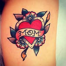 37 mom tattoos that will fill your heart