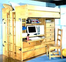 loft bed with desk plans full size low loft bed with desk amicicafe co