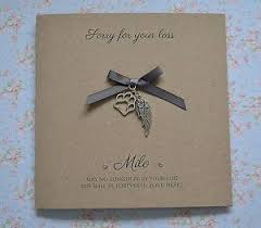 sympathy cards for pets personalised pet bereavement card loss of pet sympathy condolence