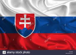 Slovak Flag Slovakia Eu Flag Stockfotos U0026 Slovakia Eu Flag Bilder Alamy