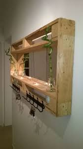 Wood Mirror Frame 530 Best Diy Images On Pinterest Wood Pallet Projects And