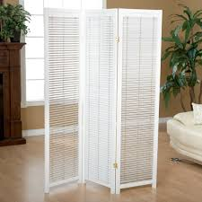 Shutter Room Divider Furniture Interactive 4 Panel Door Sea Grass Shutter Room Divider
