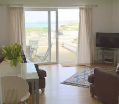the beach house self catering in porth cornwall cornish seaview