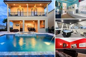 florida modern homes 8 bedroom villas in florida modern on bedroom with 7 bed vacation