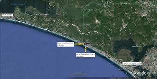 Panama City Beach Map 23515 Panama City Beach Parkway