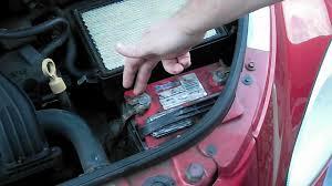 check engine light goes on and off o2 sensor resetting a car check engine light youtube