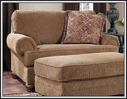 oversized chair and ottoman slipcover chair home furniture