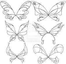 angel wings body art real photo pictures images and sketches