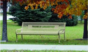 Personalized Park Bench Central Park Personalized Benches Barco Products